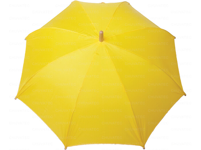 Guarda-chuva Individual amarelo