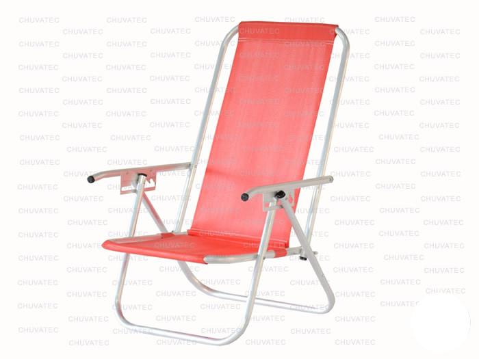 Cadeira De Praia 5 Posições
