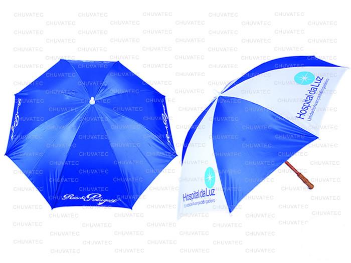 Guarda-chuva recepção